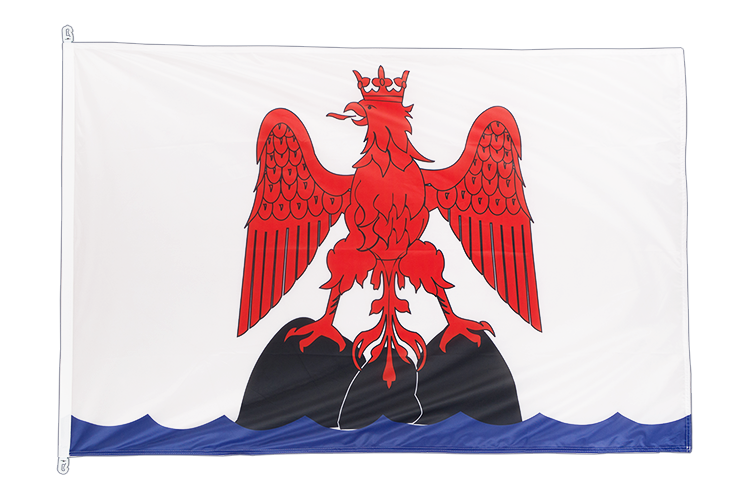 County of Nice Flag - 100 x 150 cm