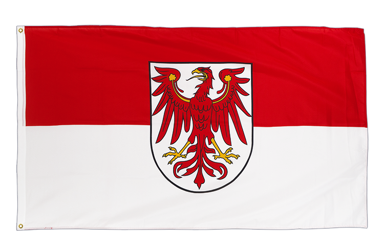 Premium Flag Brandenburg - 3x5 ft CV