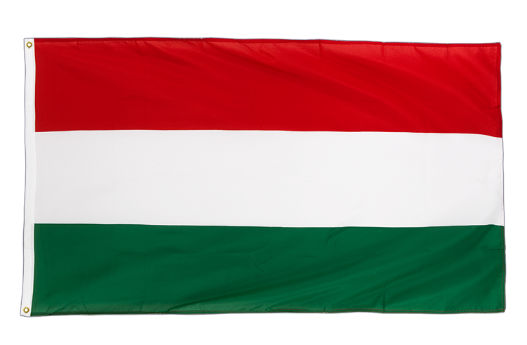 Premium Flag Hungary - 3x5 ft CV