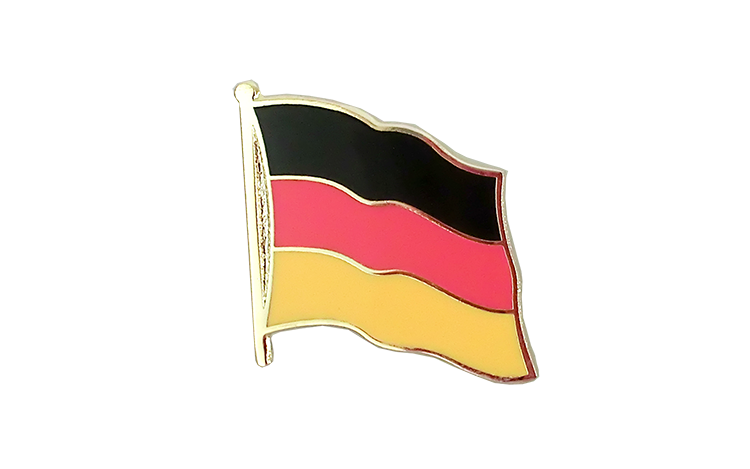 Flag Lapel Pin Germany