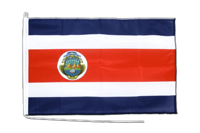 Boat Flag PRO Costa Rica - 2x3 ft