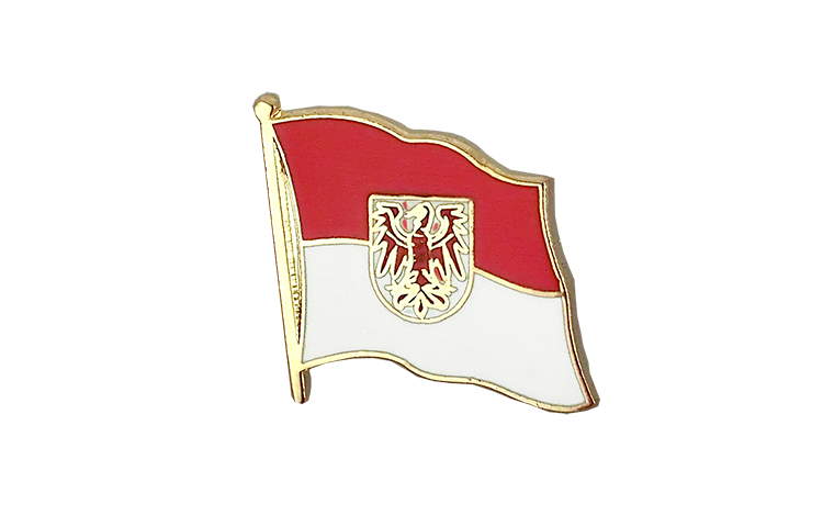 Flag Lapel Pin Brandenburg