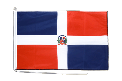 Boat Flag PRO Dominican Republic - 2x3 ft