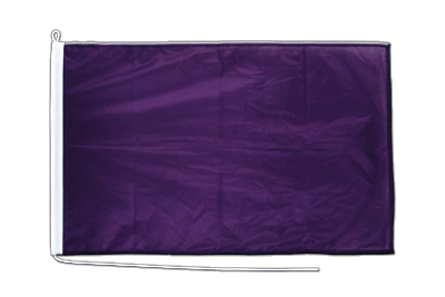 Boat Flag PRO Purple - 2x3 ft