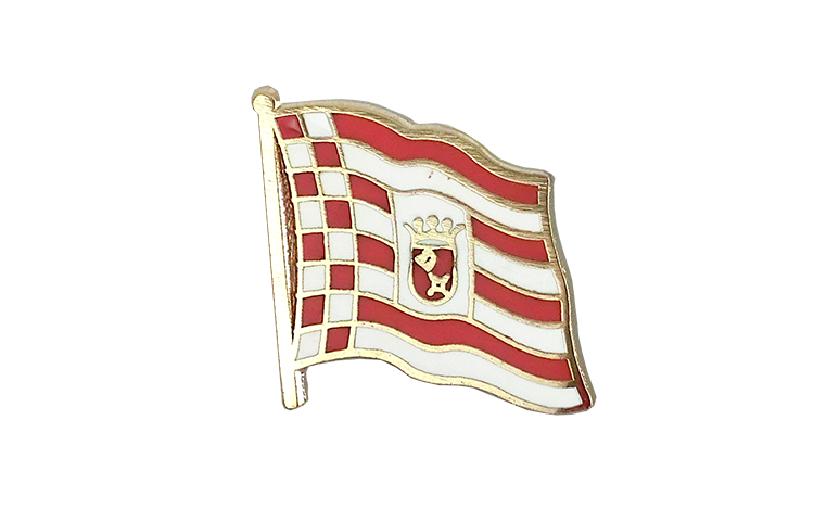 Flag Lapel Pin Bremen