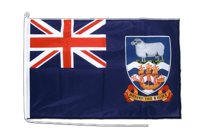 Boat Flag PRO Falkland Islands - 2x3 ft