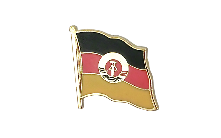 Flag Lapel Pin GDR