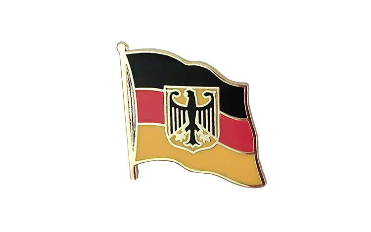Flag Lapel Pin Germany Dienstflagge