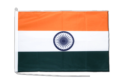 Boat Flag PRO India - 2x3 ft