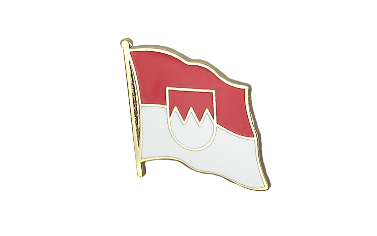 Flag Lapel Pin Franconia