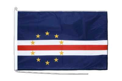Boat Flag PRO Cape Verde - 2x3 ft