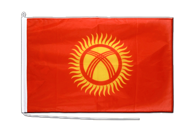 Boat Flag PRO Kyrgyzstan - 2x3 ft