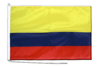Boat Flag PRO Colombia - 2x3 ft