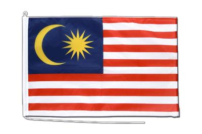 Boat Flag PRO Malaysia - 2x3 ft