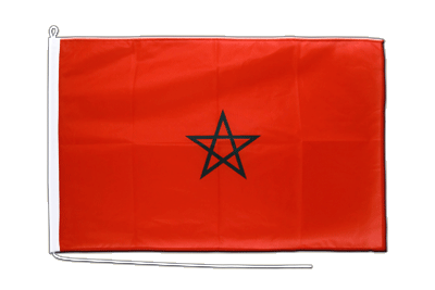 Boat Flag PRO Morocco - 2x3 ft