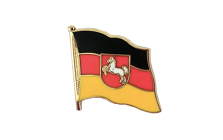 Flag Lapel Pin Lower Saxony