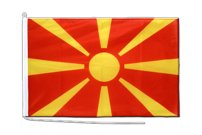 Boat Flag PRO Macedonia - 2x3 ft