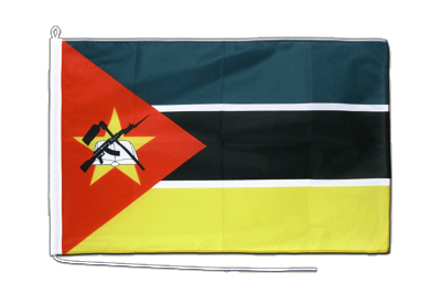 Boat Flag PRO Mozambique - 2x3 ft