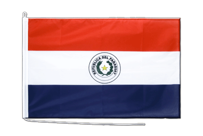 Boat Flag PRO Paraguay - 2x3 ft