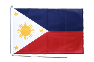 Midsize Philippines Boat Flag - 2x3 ft