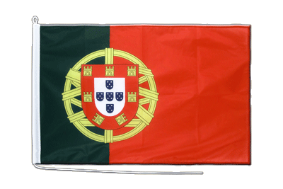 Boat Flag PRO Portugal - 2x3 ft