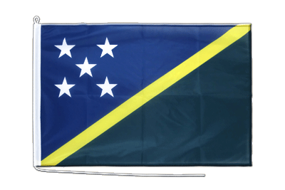 Boat Flag PRO Solomon Islands - 2x3 ft