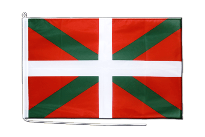 Boat Flag PRO Basque country - 2x3 ft
