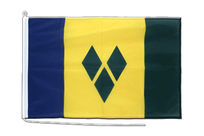 Boat Flag PRO Saint Vincent and the Grenadines - 2x3 ft