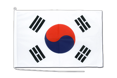 Boat Flag PRO South Korea - 2x3 ft