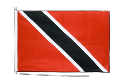 Boat Flag PRO Trinidad and Tobago - 2x3 ft