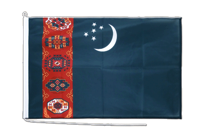 Boat Flag PRO Turkmenistan - 2x3 ft