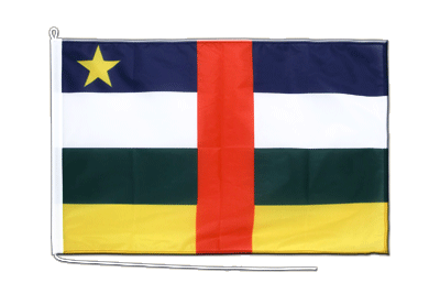 Boat Flag PRO Central African Republic - 2x3 ft