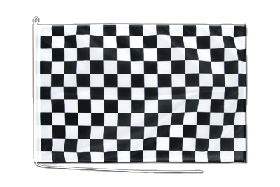 Boat Flag PRO Checkered - 2x3 ft