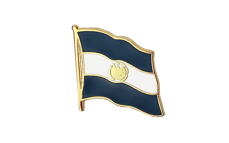 Flag Lapel Pin El Salvador