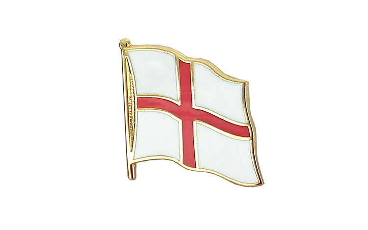 Flag Lapel Pin England St. George