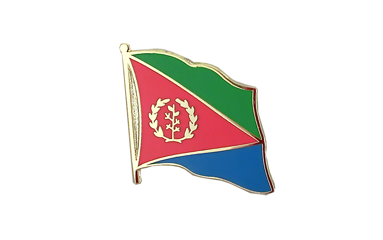 Flag Lapel Pin Eritrea