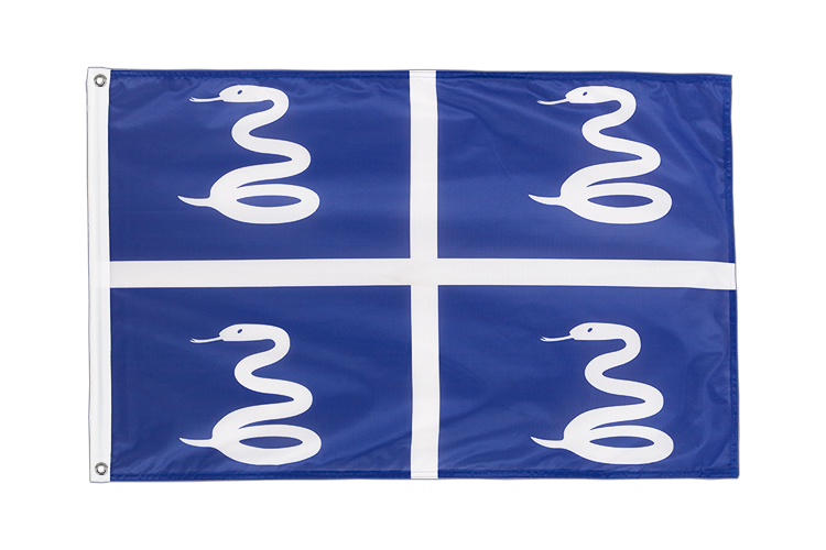 Grommet Flag PRO Martinique - 2x3 ft