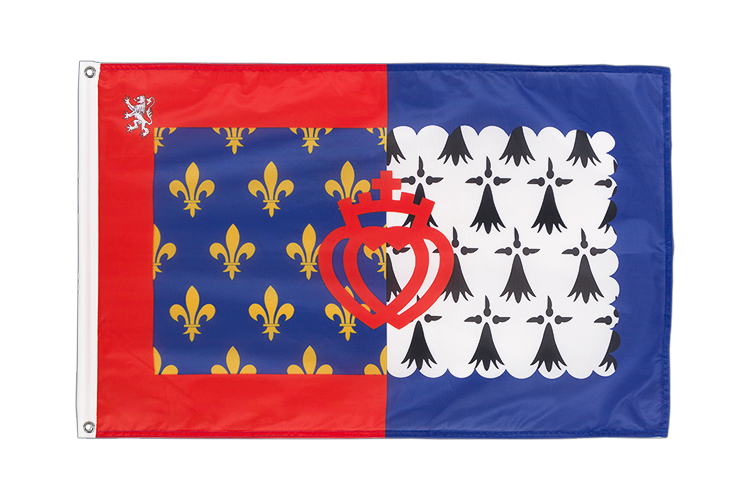Grommet Flag PRO Pay de la Loire - 2x3 ft