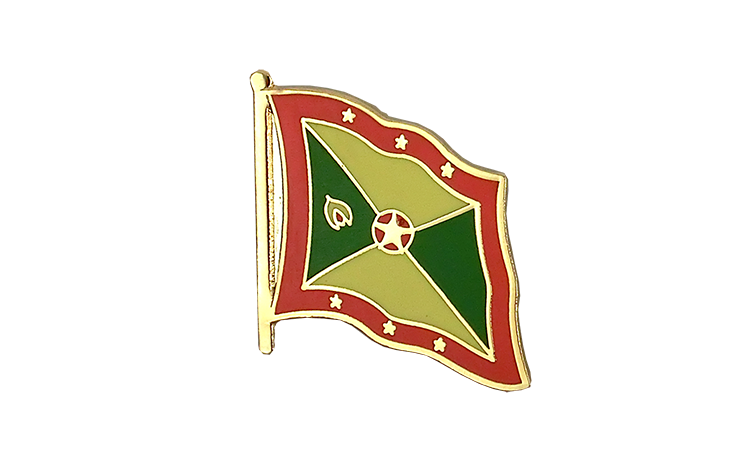 Flag Lapel Pin Grenada