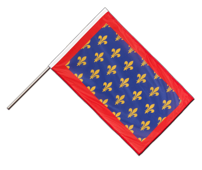 Hand Waving Flag PRO Maine - 2x3 ft (60 x 90 cm)