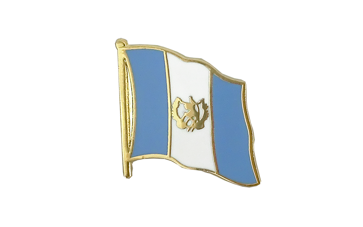 Guatemala Flag Lapel Pin