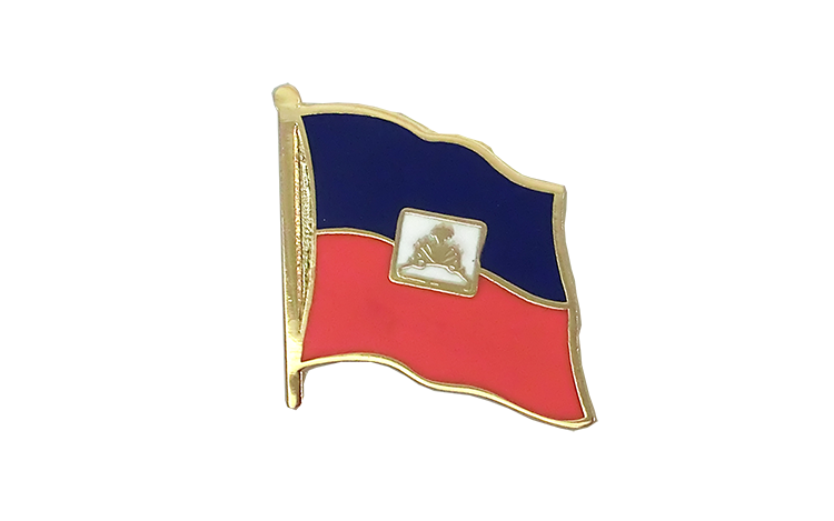 Flag Lapel Pin Haiti