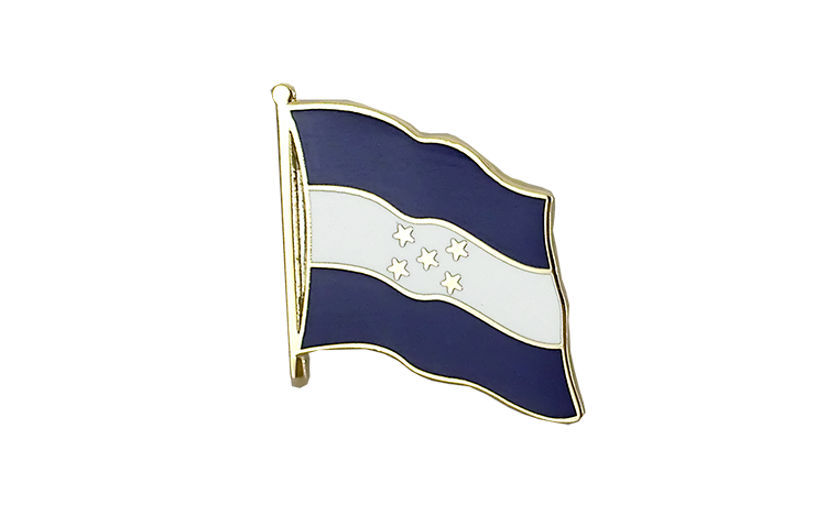 Flag Lapel Pin Honduras