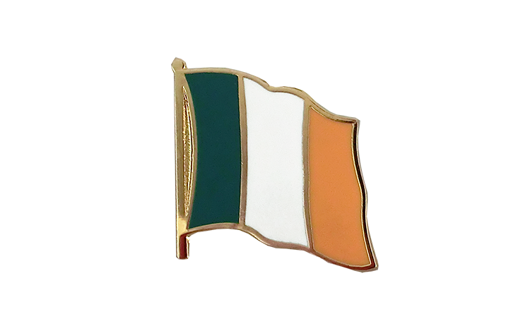 Flag Lapel Pin Ireland