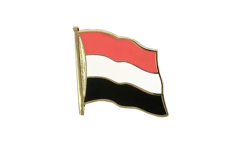 Flag Lapel Pin Yemen