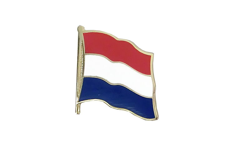 Flag Lapel Pin Luxembourg