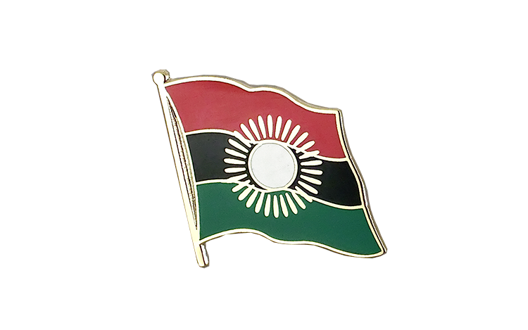 Flag Lapel Pin Malawi new