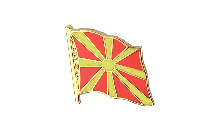 Flag Lapel Pin Macedonia