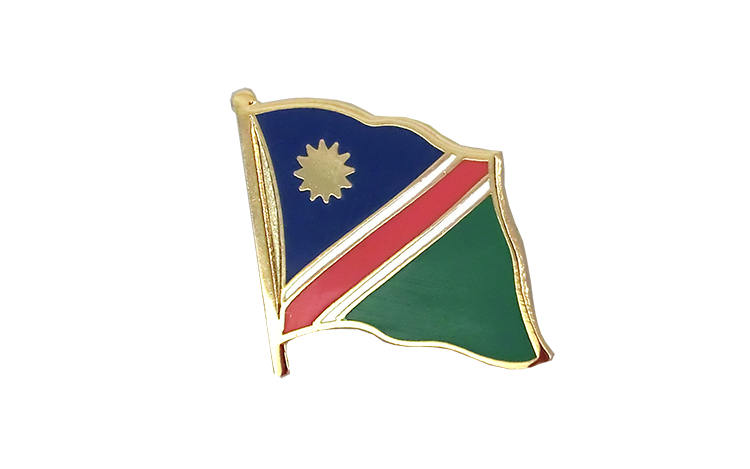 Flag Lapel Pin Namibia