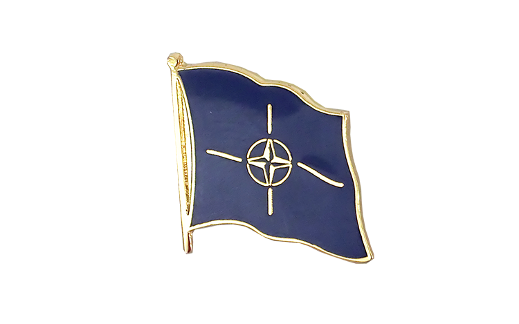 Flag Lapel Pin NATO